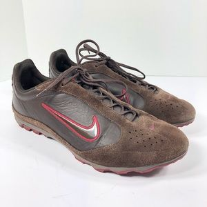 Nike Everlasting Sz 9 Brown Suede Athletic Shoes